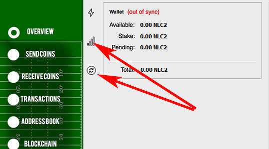 Bitcoins wallet out of sync error irish premier league betting tips